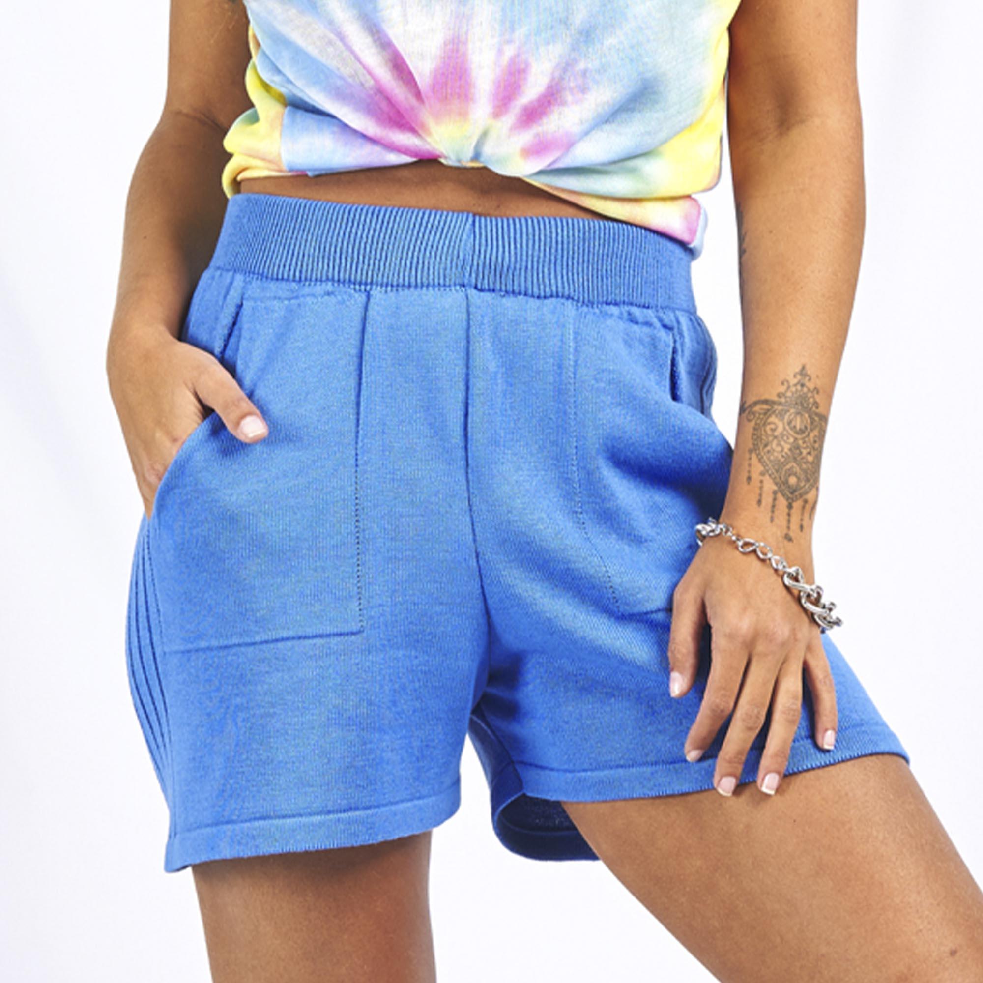 Shorts Lavanda