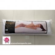 Travesseiro de corpo percal 200 fios - Luftex