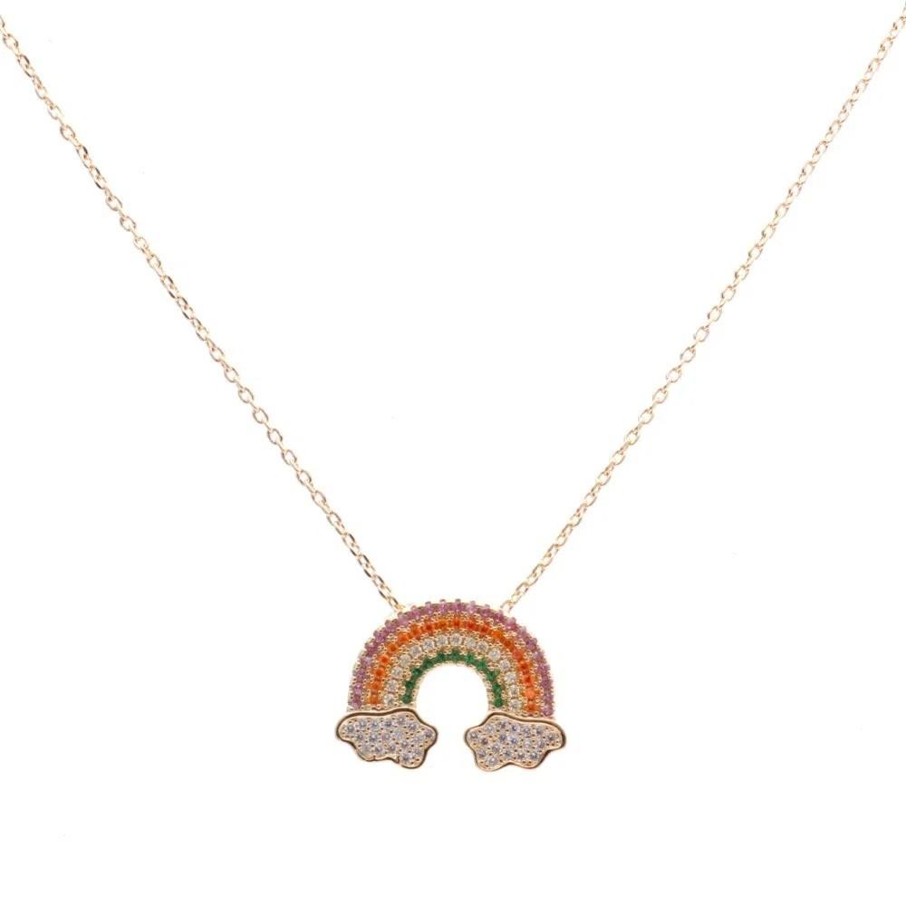 Colar Arco Iris