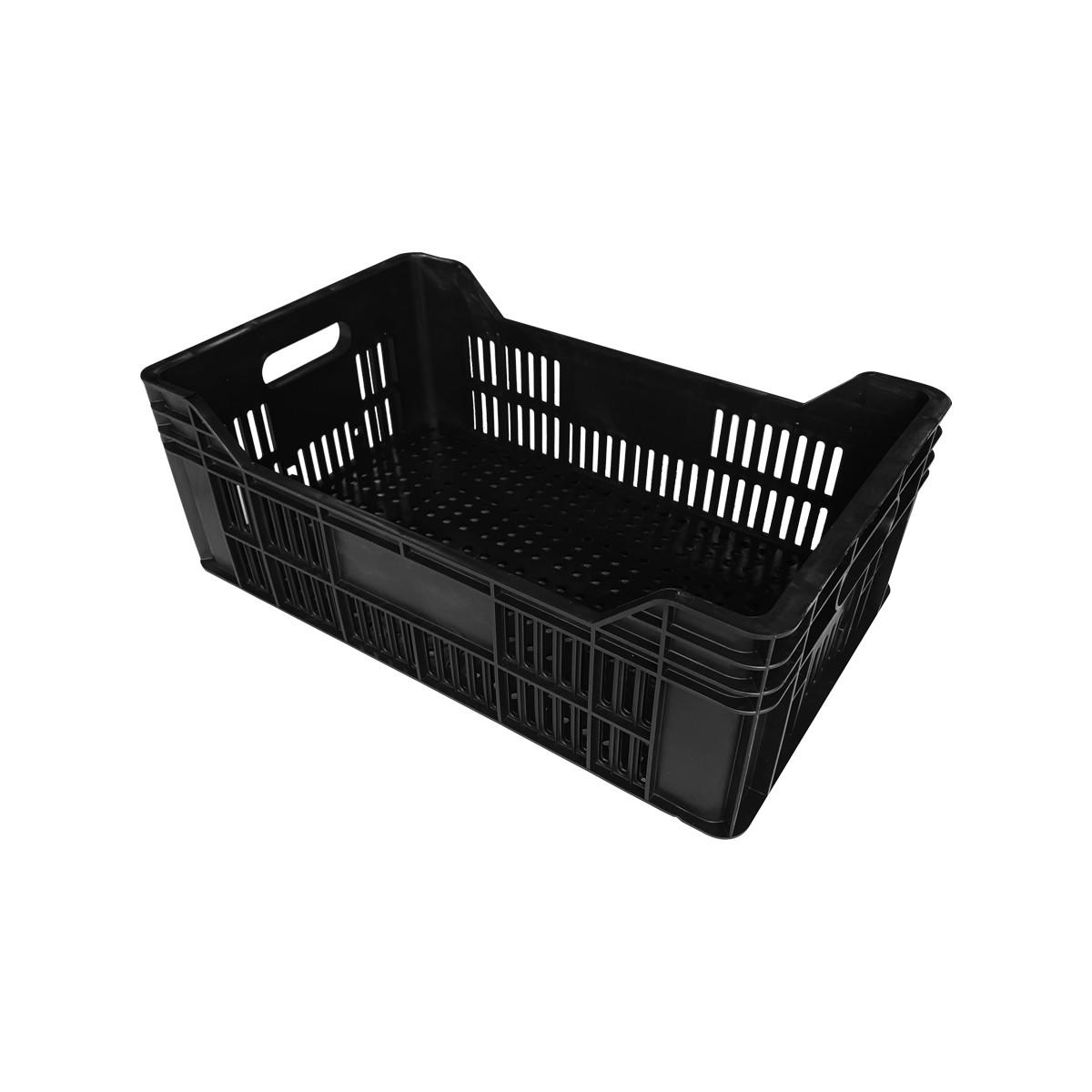 Kit 15 Caixa Plástica Hortifruti Reforçada Supermercado P/ Frutas