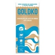 Chocolate GoldKo de leite de arroz (20g)