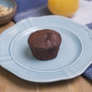 Muffin de Chocolate com Amêndoas (55gr)