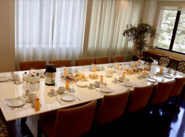 Coffee break 1 – reuniões curtas