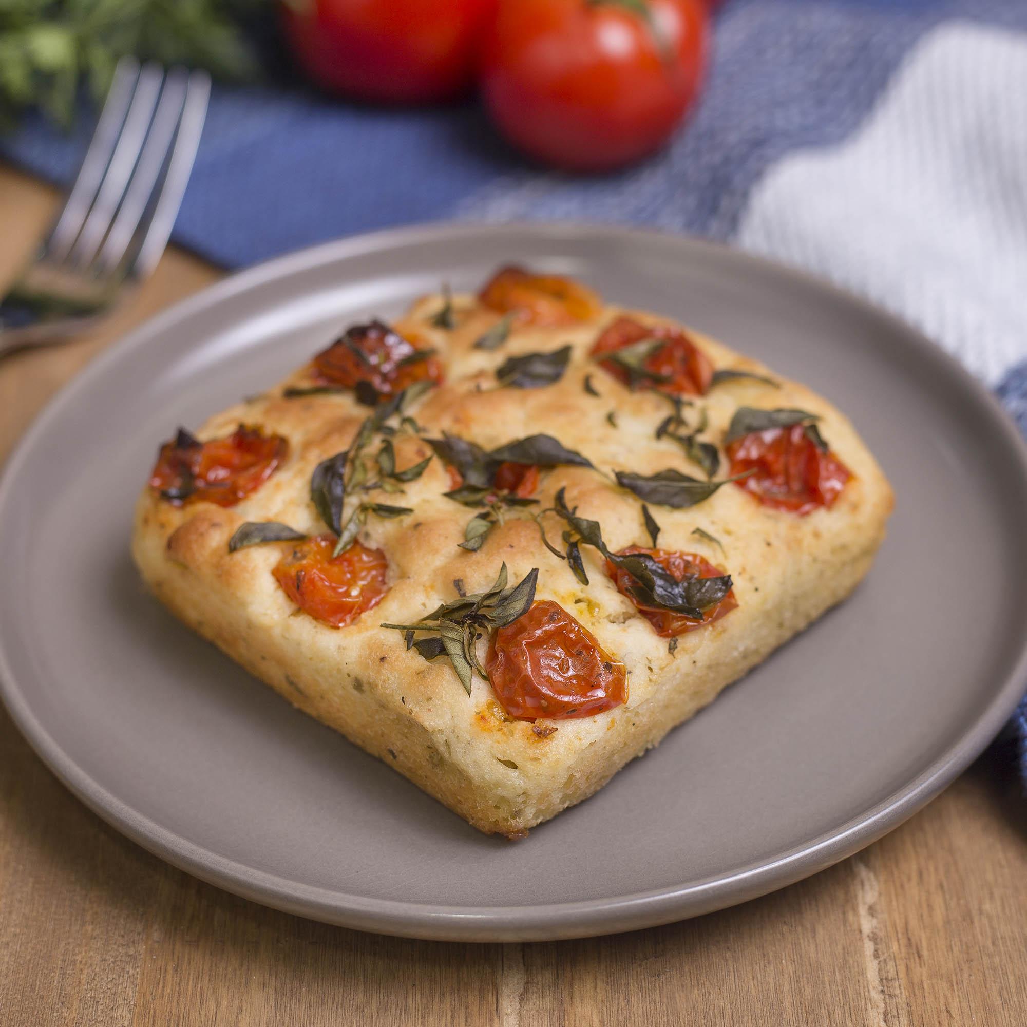 Focaccia Tomate (100gr)
