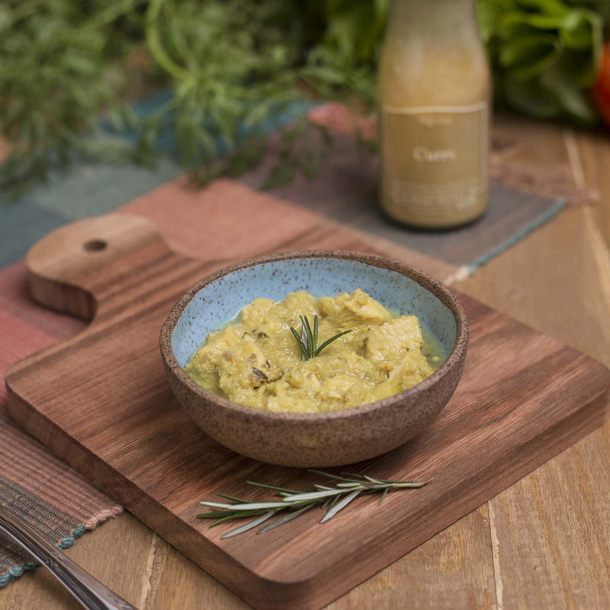 Frango ao curry (120g)