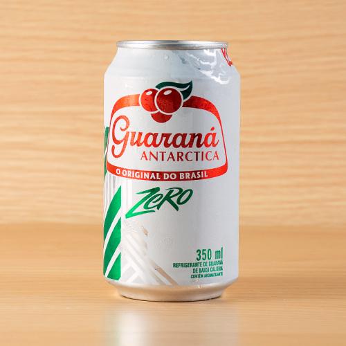 Guaraná Zero Açúcar