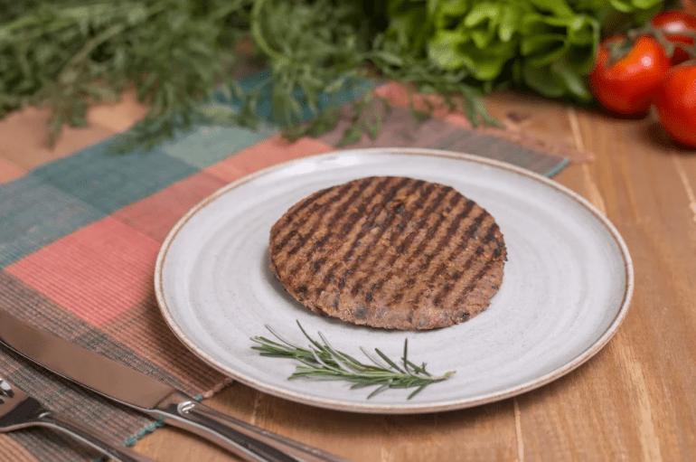 Hambúrguer de quinoa e cogumelos (160g)