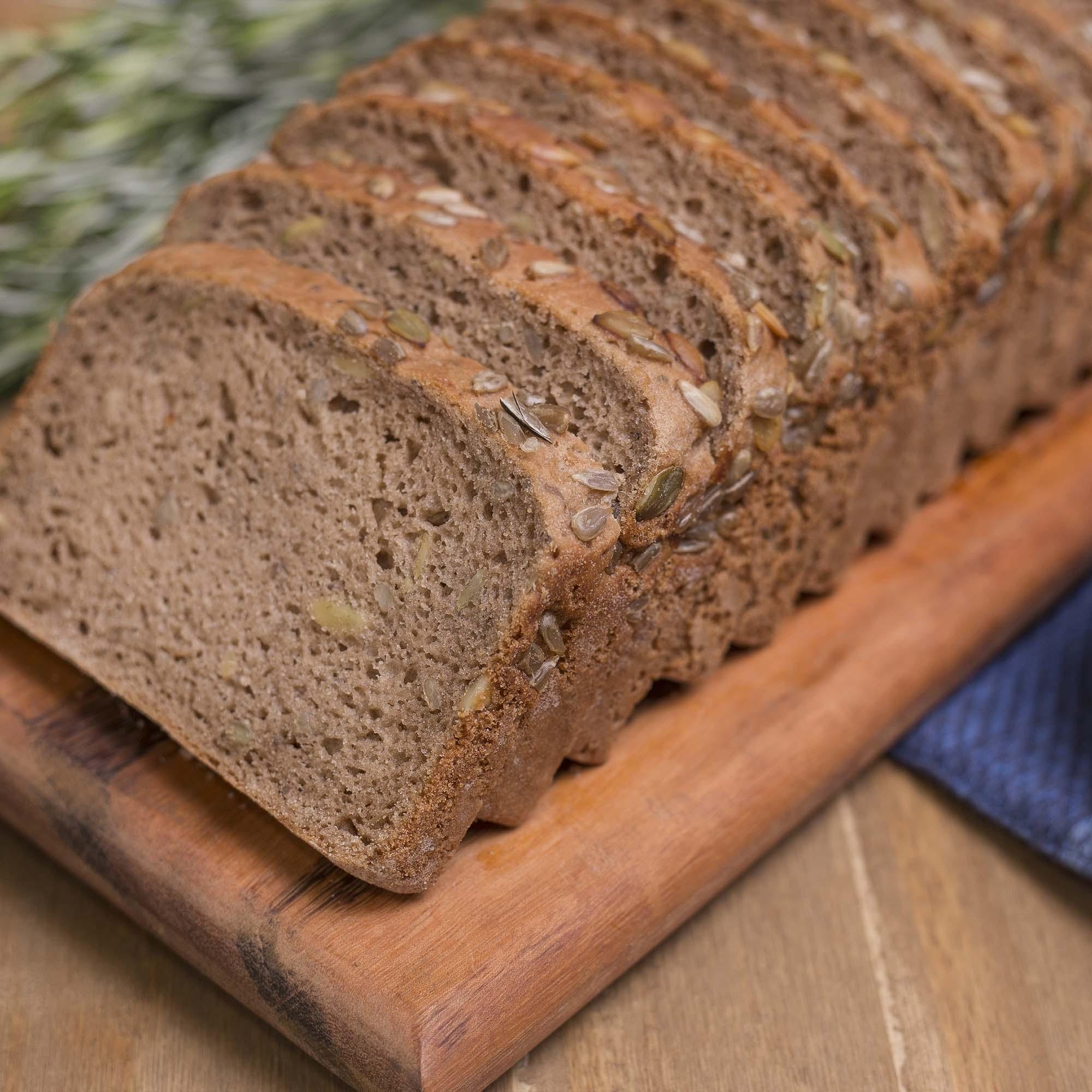 Pão de Forma Sementes (800g)