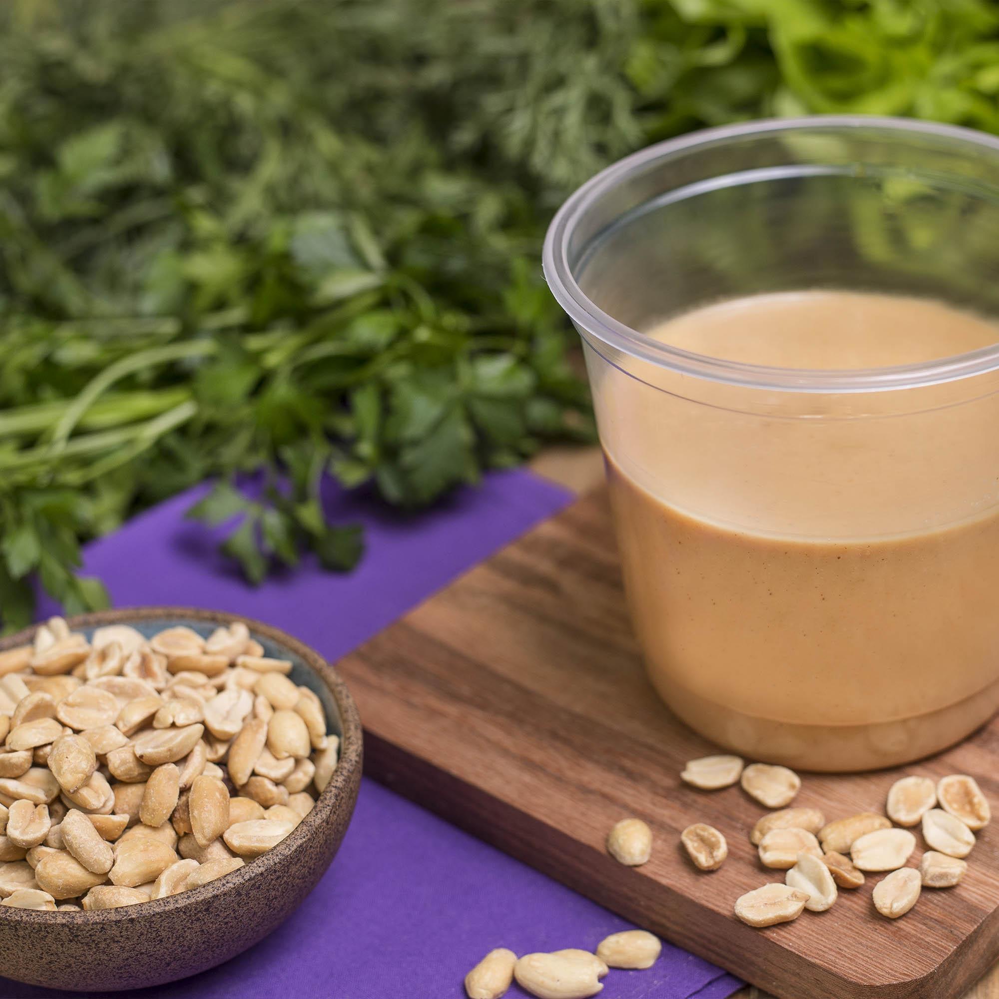 Pasta de amendoim natural (500g)