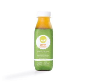Suco Greenpeople - Santo Suco (350ml)