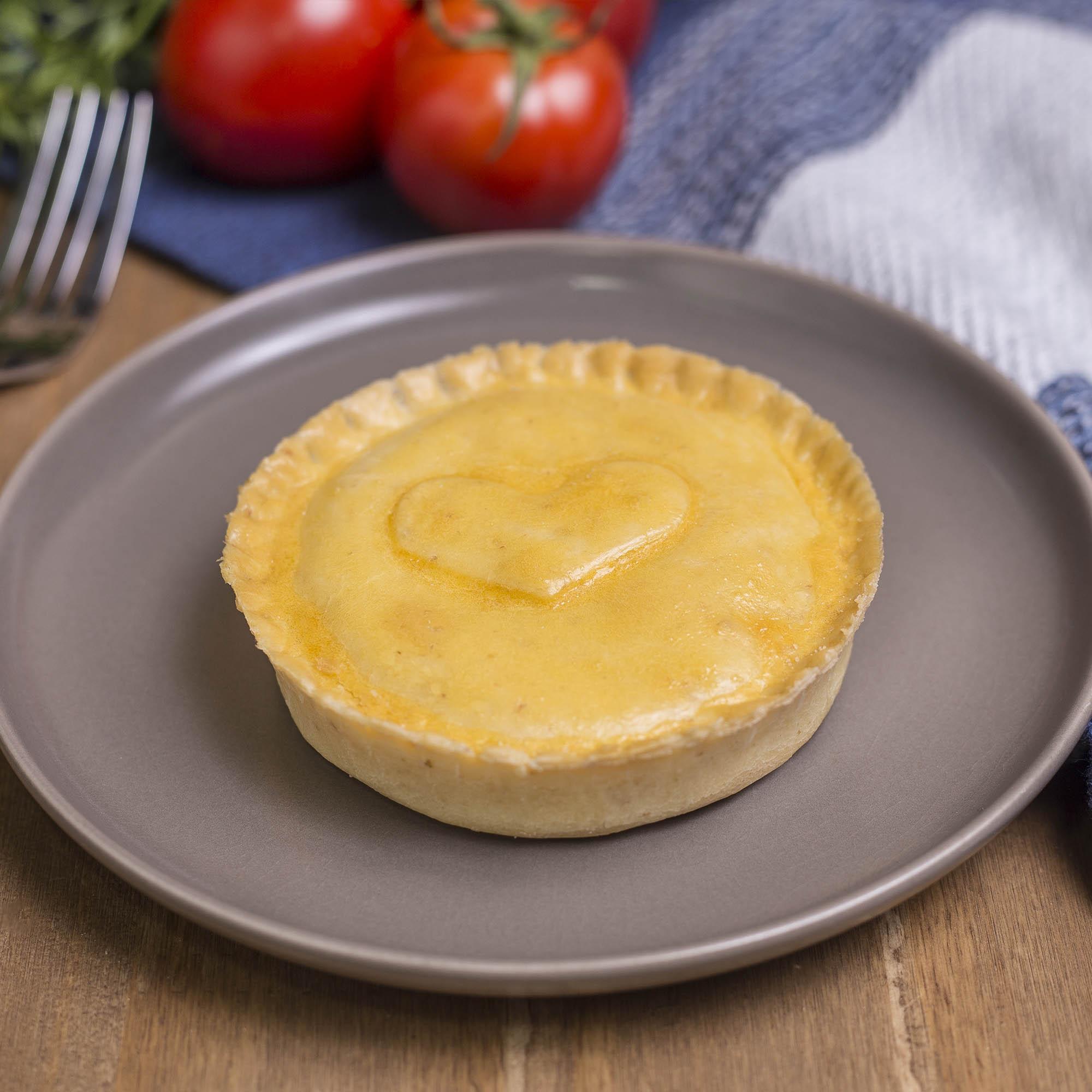Torta sem glúten e sem lactose: Frango (150g)