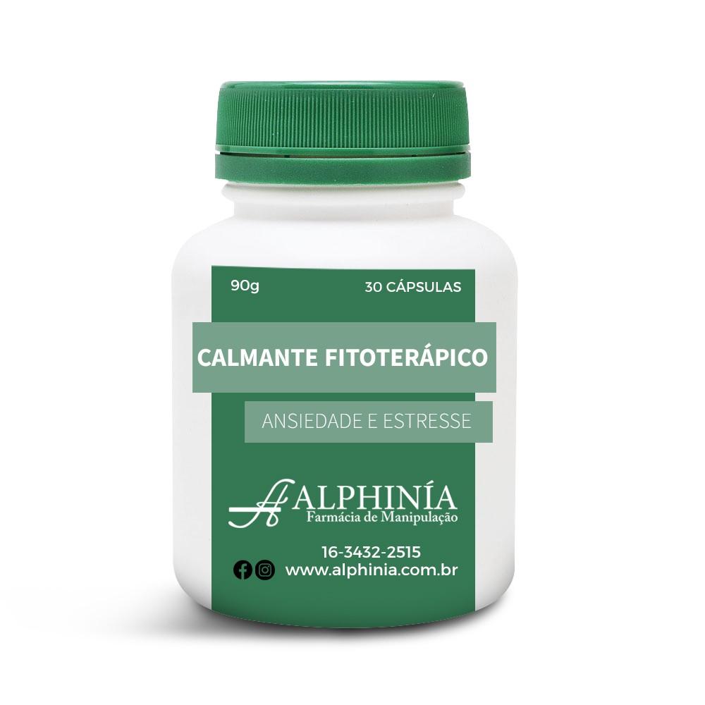 COMPOSTO CALMANTE FITOTERAPICO