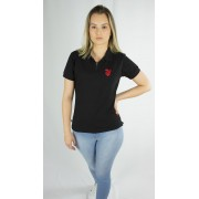 Camisa Polo Feminina Athletico