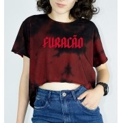 Cropped Athletico Tie Dye
