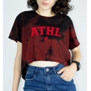 Cropped Athletico Tie Dye ATHL