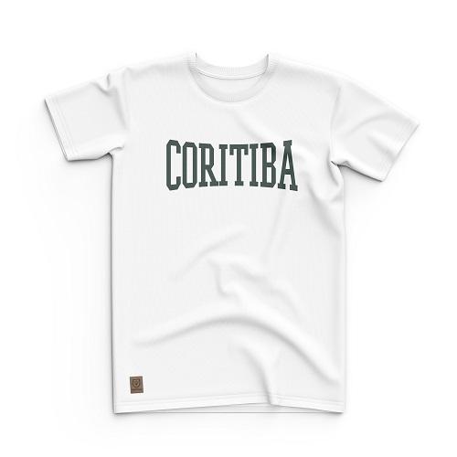 Camiseta Coritiba Estampa