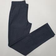 Calça Jeans Comfort Bolso Faca Gessner -Índigo Mesclado