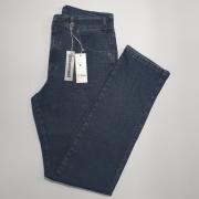 Calça Jeans Comfort Fit Pierre Cardin Com Elastano