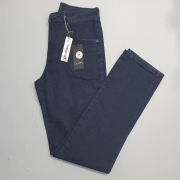 Calça Jeans Pierre Cardin Original Comfort Fit Cintura Média