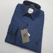 Camisa Slim Fit Em Algodão Egípcio - Mount Vernon