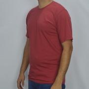 Camiseta T-shirt Slim Básica Ogochi - Bordô