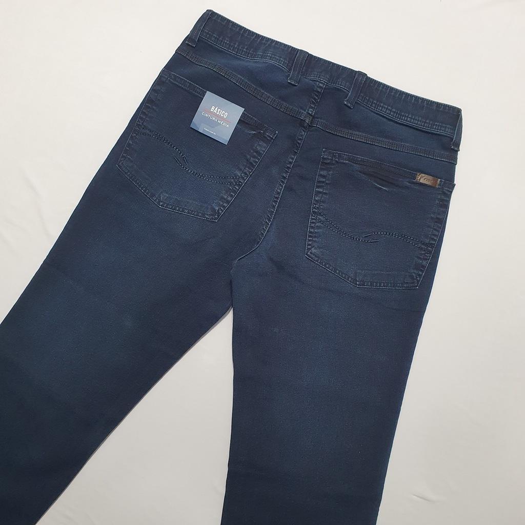 Calça Jeans Básico Cintura Média Fideli Original  - Successful´Man - Moda Masculina