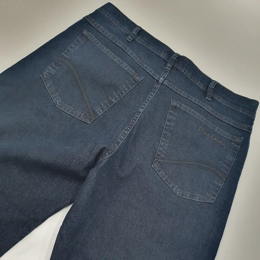 Calça Jeans Clássica Pierre Cardin Com Elastano  - Successful´Man - Moda Masculina