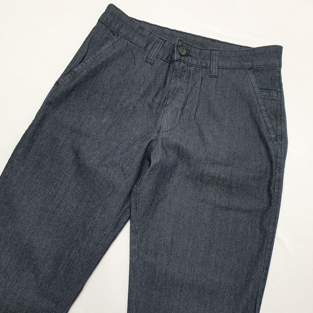Calça Jeans Comfort Bolso Faca Gessner -Índigo Mesclado  - Successful´Man - Moda Masculina