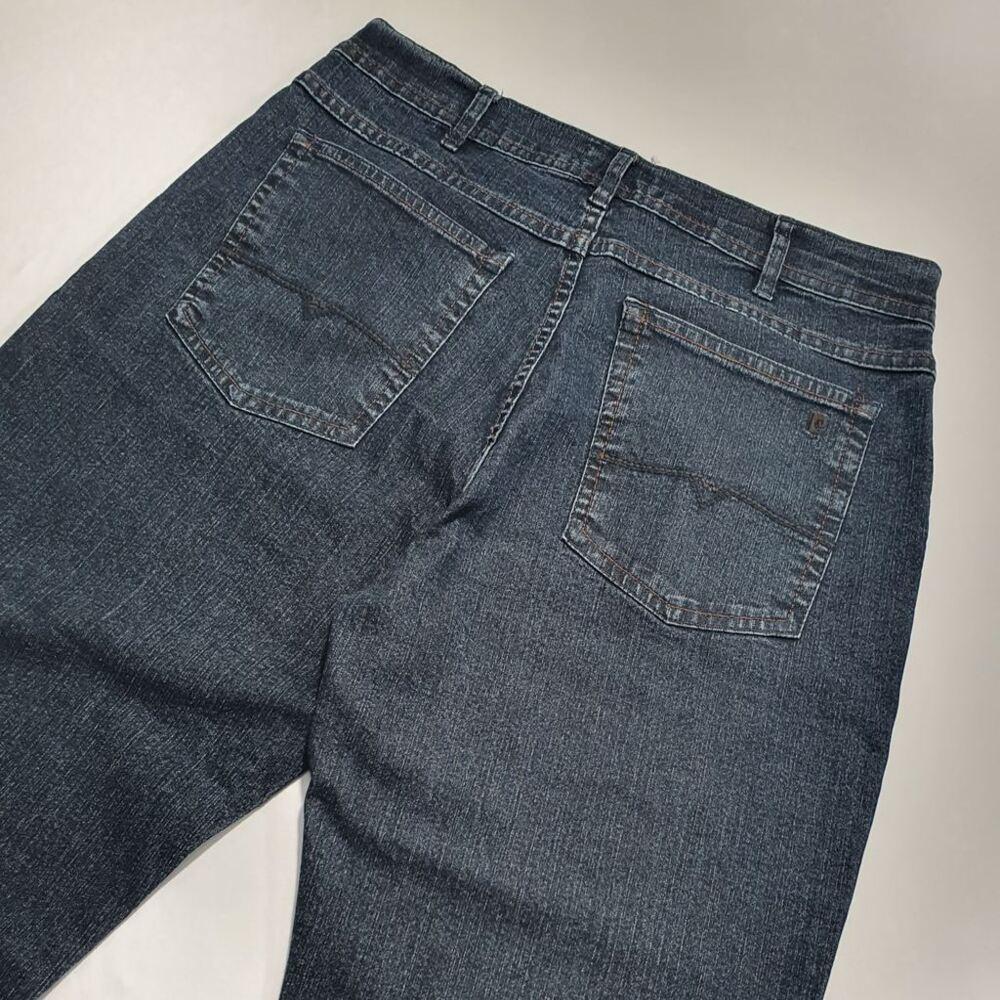 Calça Jeans Comfort Fit Pierre Cardin Com Elastano  - Successful´Man - Moda Masculina