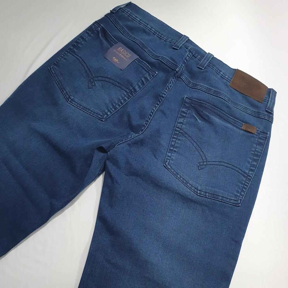 Calça Jeans Fideli Básica Original  - Successful´Man - Moda Masculina