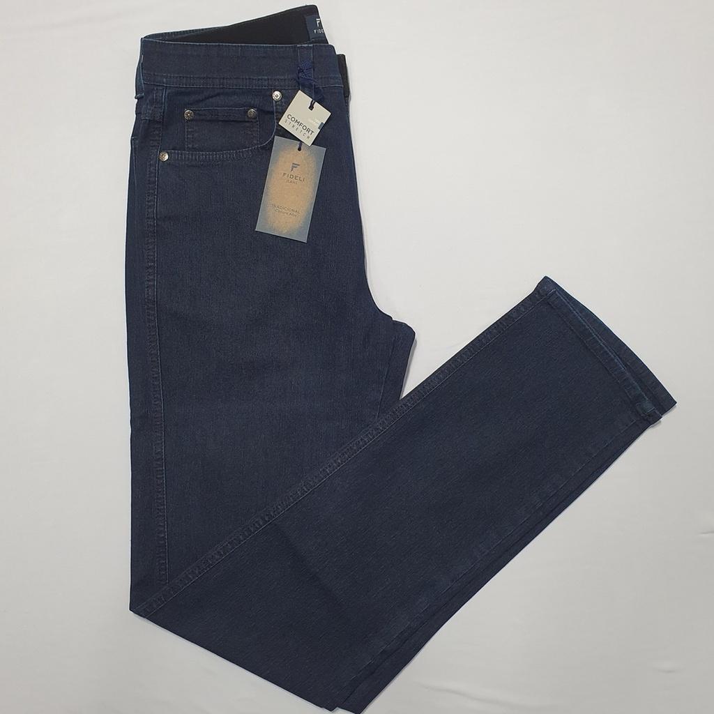 Calça Jeans Fideli Original Cintura Alta Tradicional  - Successful´Man - Moda Masculina