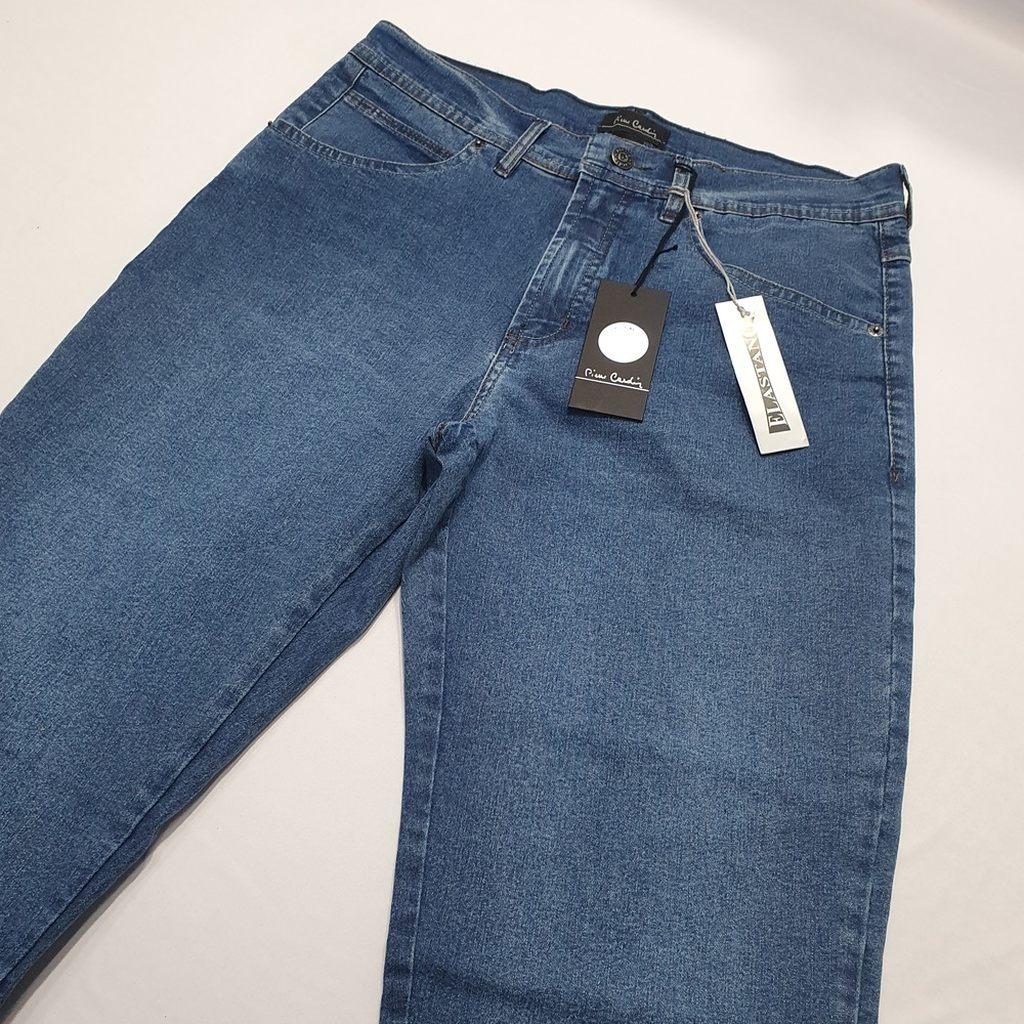 Calça Jeans Pierre Cardin Original Comfort Fit Cintura Média  - Successful´Man - Moda Masculina