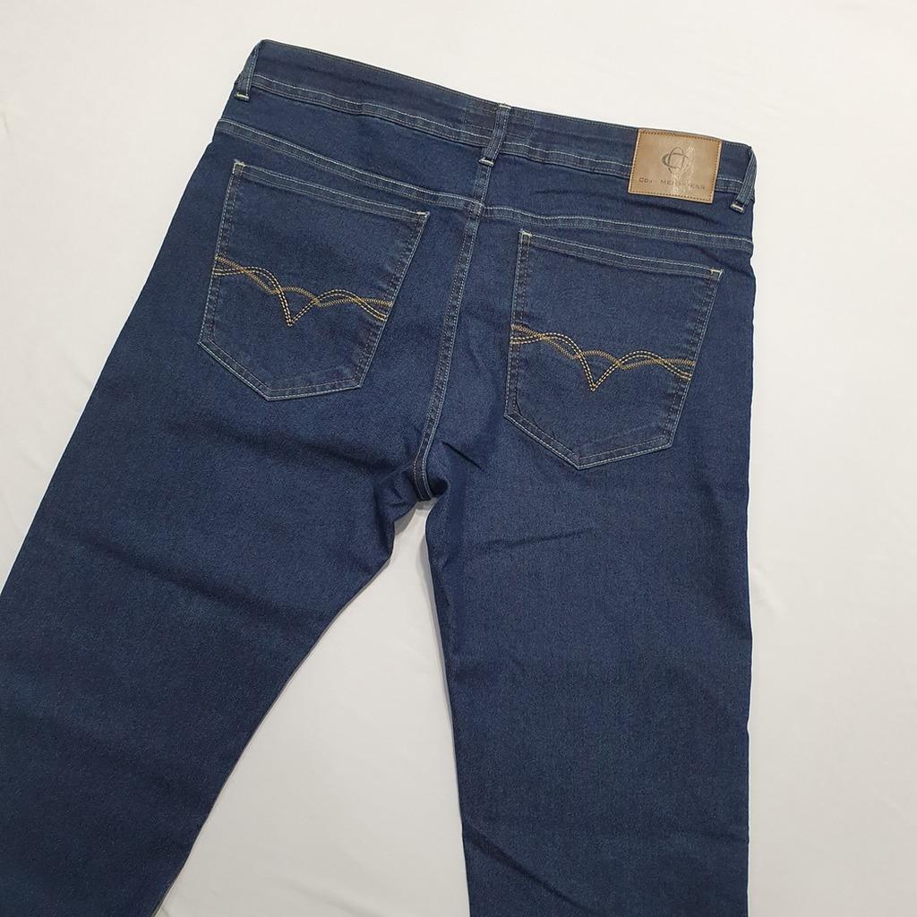 Calça Jeans Slim Fit CO2 - Menswear  - Successful´Man - Moda Masculina