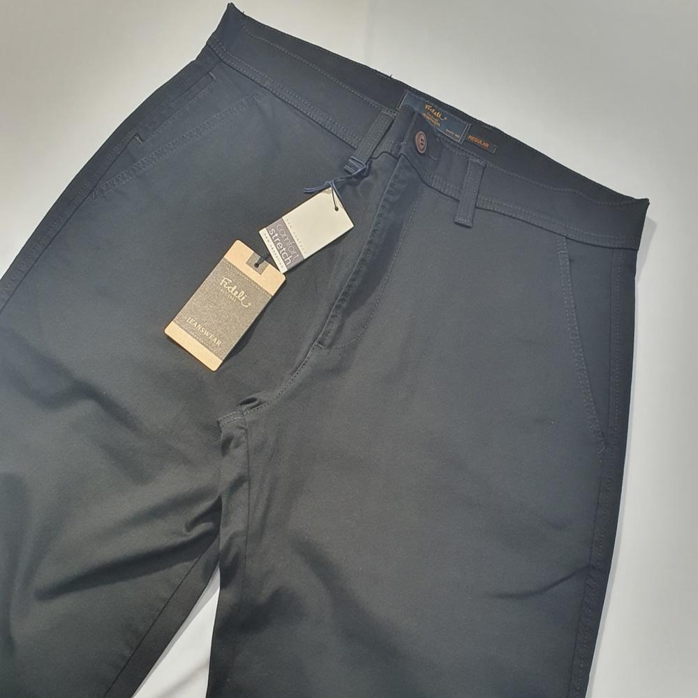 Calça Sarja Casual Jeanswear Fideli  - Successful´Man - Moda Masculina