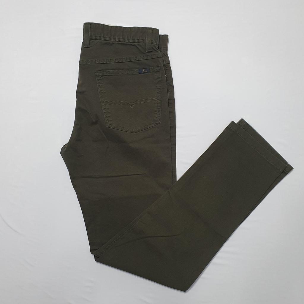 Calça Sarja Jeanscolor Básico  Cintura Média Fideli Original  - Successful´Man - Moda Masculina