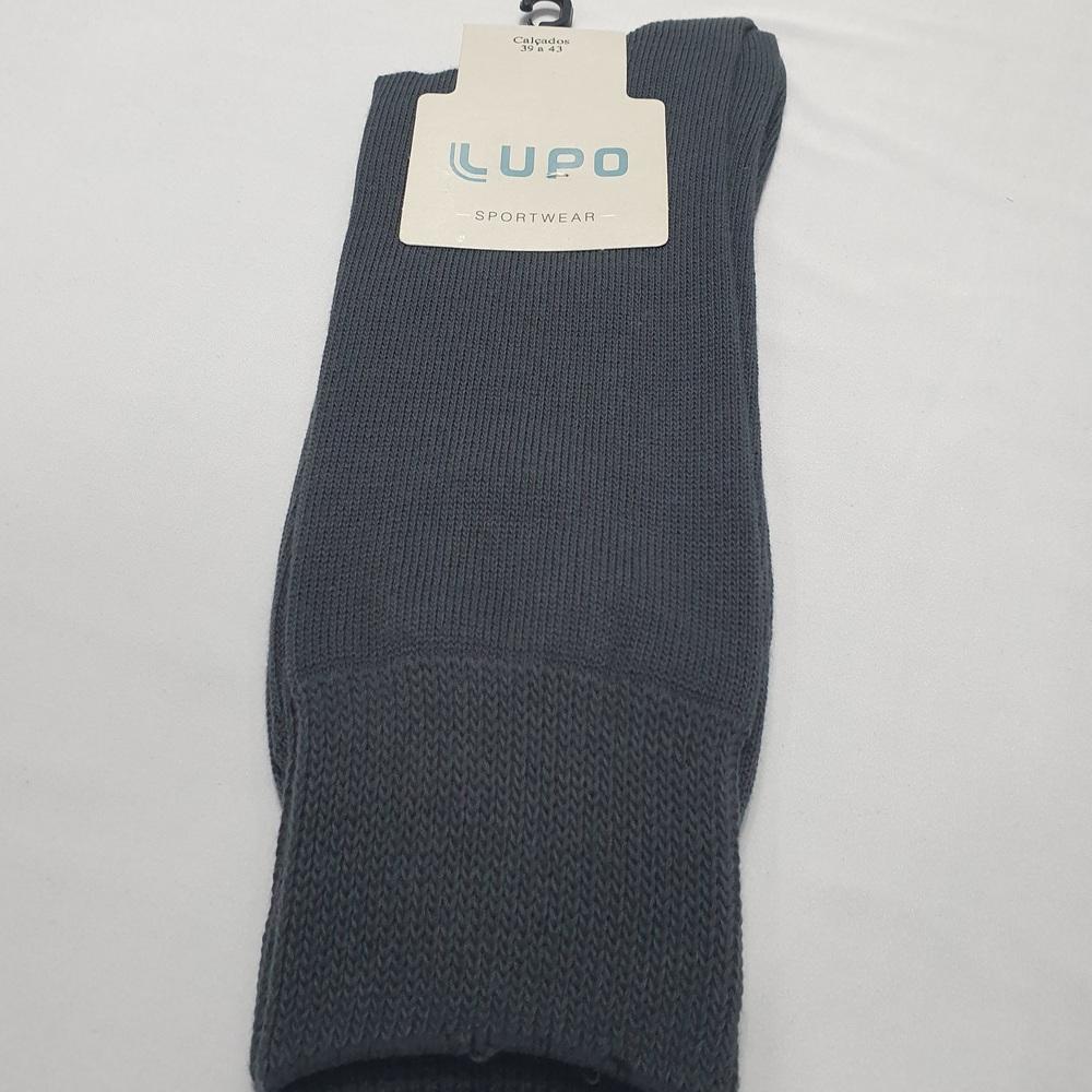 Meia Social Sportwear Lupo - Cinza Escuro  - Successful´Man - Moda Masculina