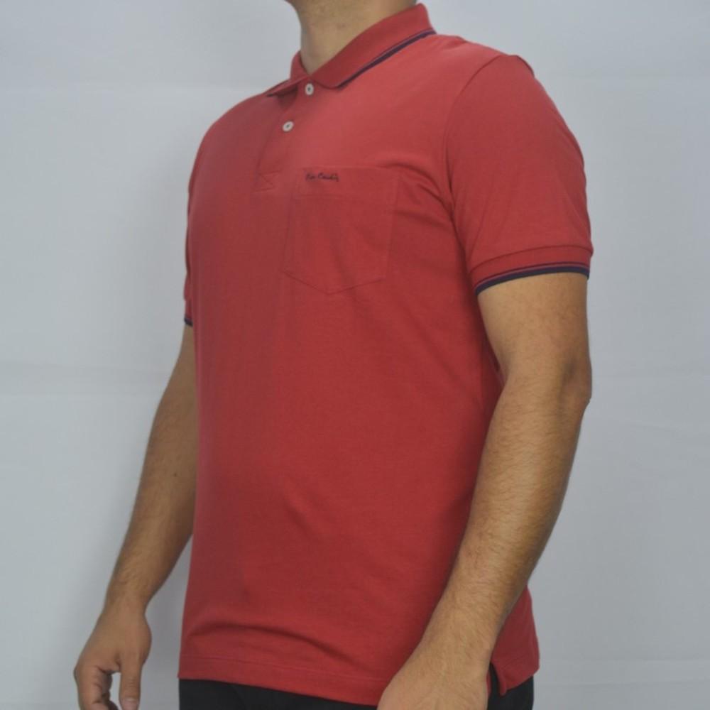 Polo Pierre Cardin Em Algodão  - Successful´Man - Moda Masculina