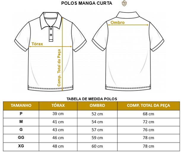 Polo Piquet Friso