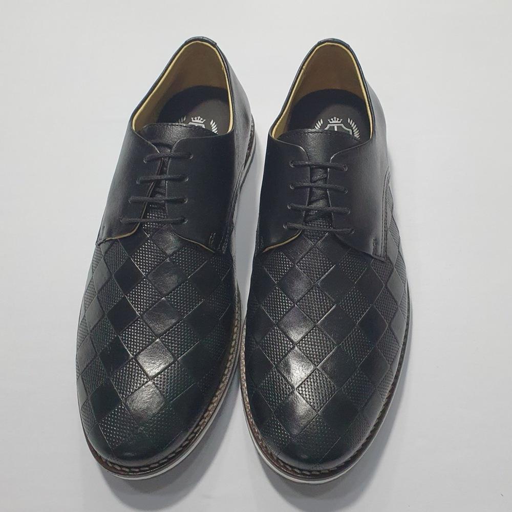 Sapato Social Mocassim Loafer Couro Nobre - Preto