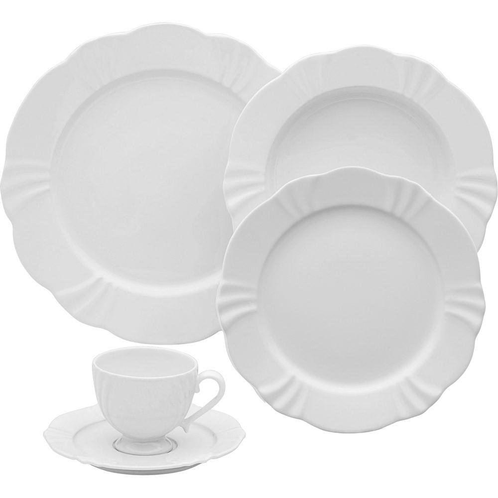 Aparelho de Jantar Oxford Porcelanas 30 Peças
