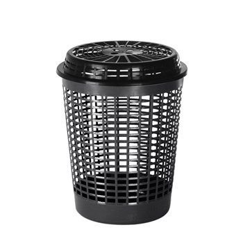 Cesto roupa plasvale recycle 55 litros