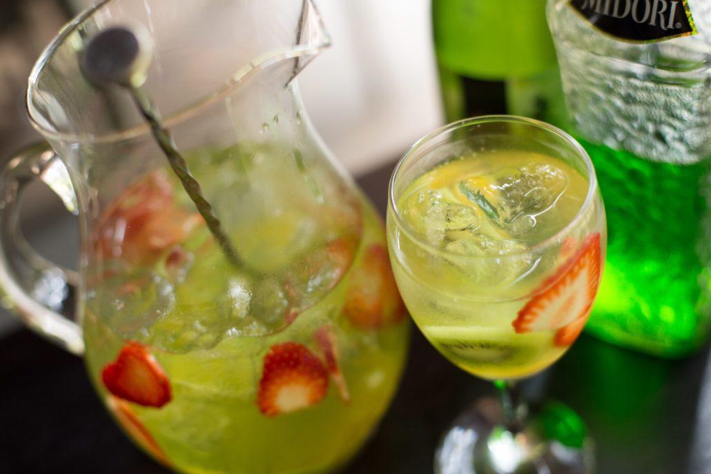 DRINK DE BOAS VINDAS NA LUA-DE-MEL