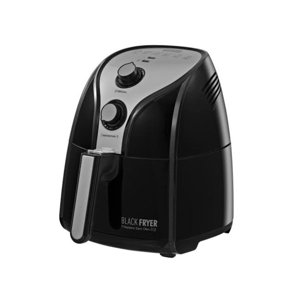 Fritadeira Elétrica sem óleo  1500W Black&Decker