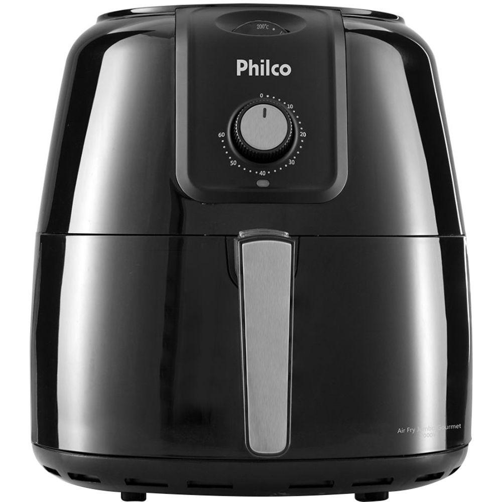 Fritadeira Elétrica Sem Óleo Air Fryer Philco Gourmet PFR13P 7,2L