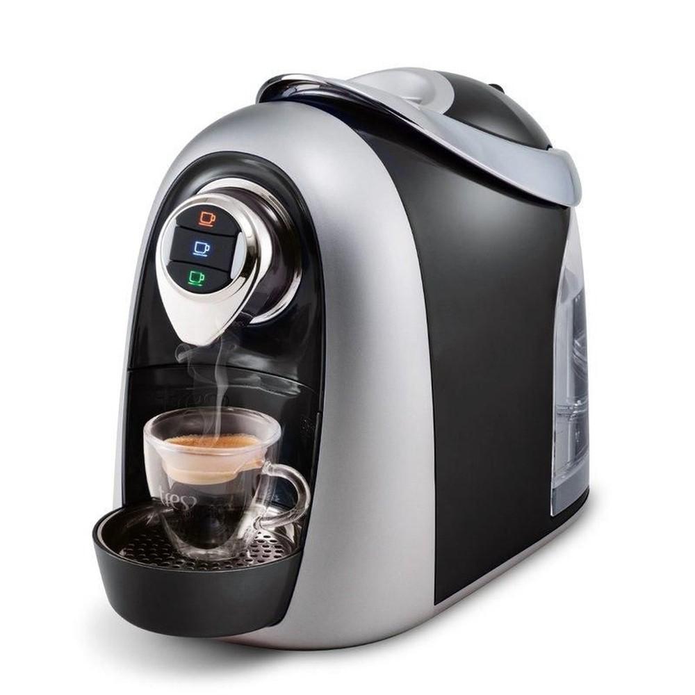 Maquina De Café Espresso Tres Modelo S04 Modo Preto