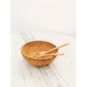Bowl para Saladas -  Bambu