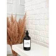 Frasco Black Álcool Gel - 500ml
