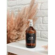 Frasco Vidro Shampoo - 500ml