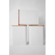 Kit Latas de Mantimentos Nordic - 3 peças