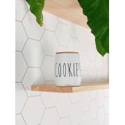 Lata de Mantimentos OAK Cookies - 850ml
